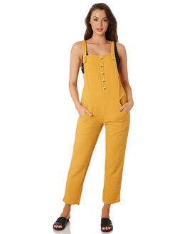 SUNDREAM WOMENS CLOTHING RHYTHM PLAYSUITS + OVERALLS - OCT19W-JS03-SUN