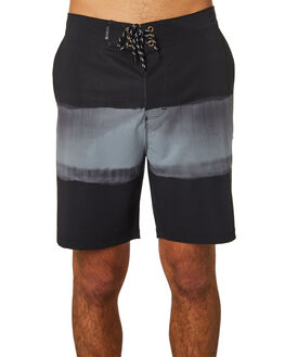 BLACK MENS CLOTHING HURLEY BOARDSHORTS - AQ9984010