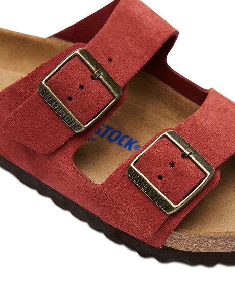 PORT WOMENS FOOTWEAR BIRKENSTOCK SLIDES - 1014876PORT