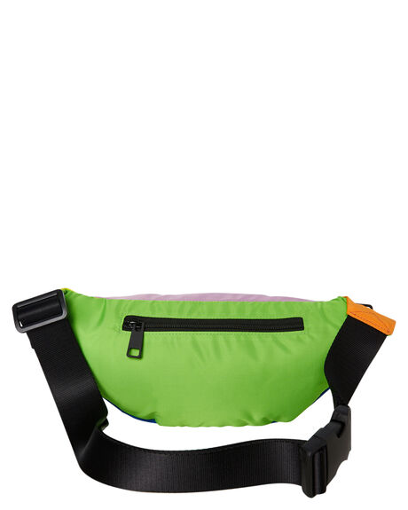 MULTI COLOURED MENS ACCESSORIES STUSSY BAGS + BACKPACKS - ST793015MULTI