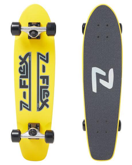 YELLOW BOARDSPORTS SKATE Z FLEX COMPLETES - ZFXC0058YELL