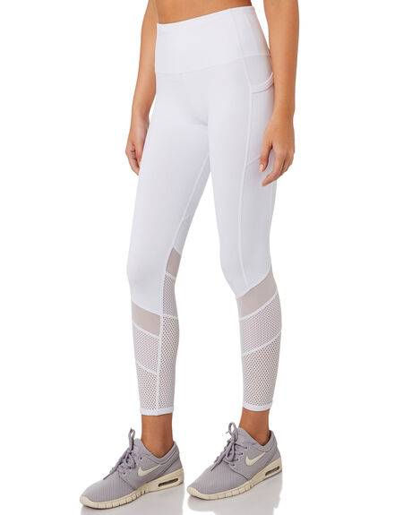 WHITE WOMENS CLOTHING LORNA JANE ACTIVEWEAR - W081926WHT