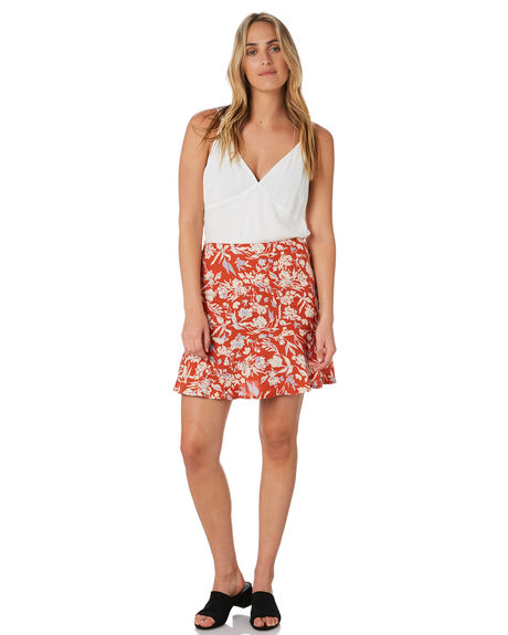 FLORAL FIELDS OUTLET WOMENS ALL ABOUT EVE SKIRTS - 6453016PRNT