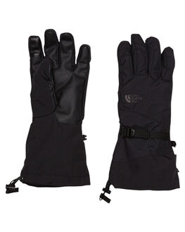 BLACK SNOW OUTERWEAR THE NORTH FACE GLOVES - NF0A2T87JK3TBLK