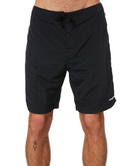 BLACK MENS CLOTHING THE CRITICAL SLIDE SOCIETY BOARDSHORTS - BS1952BLK