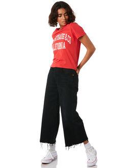 DAMN STRAIGHT WOMENS CLOTHING LEVI'S JEANS - 57723-0002DSTR