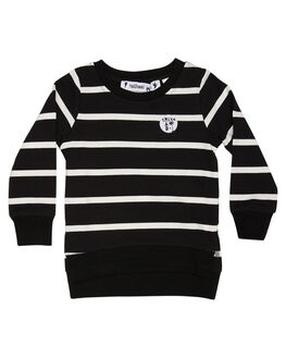 STRIPE KIDS TODDLER BOYS RADICOOL DUDE JUMPERS - RT0204STRP