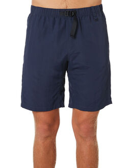 NAVY MENS CLOTHING DEPACTUS BOARDSHORTS - D5202234NAVY