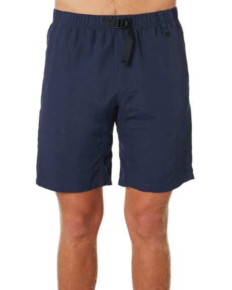 NAVY MENS CLOTHING DEPACTUS BOARDSHORTS - D5202234NAVY