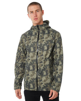 CAMO MENS CLOTHING HUFFER JACKETS - MRJA81J1701CAMO