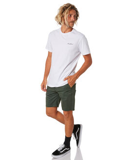 FOREST GREEN MENS CLOTHING RIP CURL SHORTS - CWADE70056