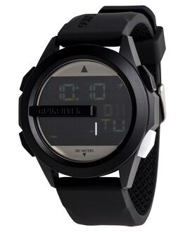 BLACK MENS ACCESSORIES QUIKSILVER WATCHES - EQYWD03003KVJ0