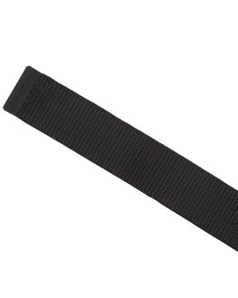 BLACK MENS ACCESSORIES RIP CURL BELTS - CBECJ10090