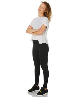 BLACK WOMENS CLOTHING RIP CURL PANTS - GPAEY10090
