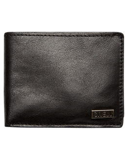 BLACK MENS ACCESSORIES SWELL WALLETS - S51741583BLK
