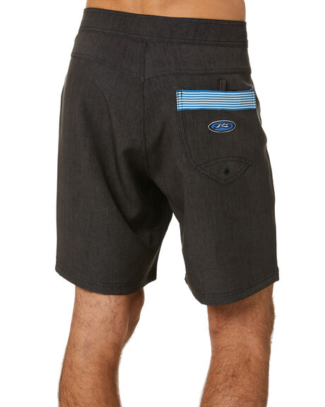 BLACK ONE MENS CLOTHING RUSTY BOARDSHORTS - BSM1480BK1
