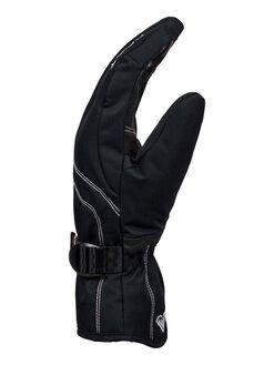 TRUE BLACK BOARDSPORTS SNOW ROXY GLOVES - ERJHN03145-KVJ0