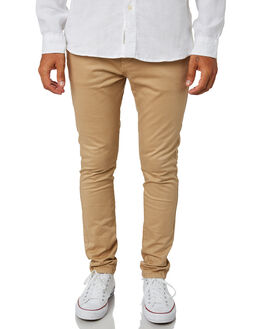 NEW COFFEE MENS CLOTHING ACADEMY BRAND PANTS - 19W104NCOF