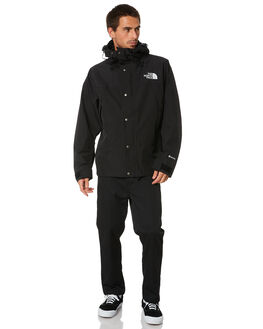 TNF BLACK MENS CLOTHING THE NORTH FACE JACKETS - NF0A3XEJJK3