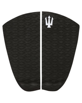 BLACK SURF HARDWARE FAR KING TAILPADS - 1220BLK