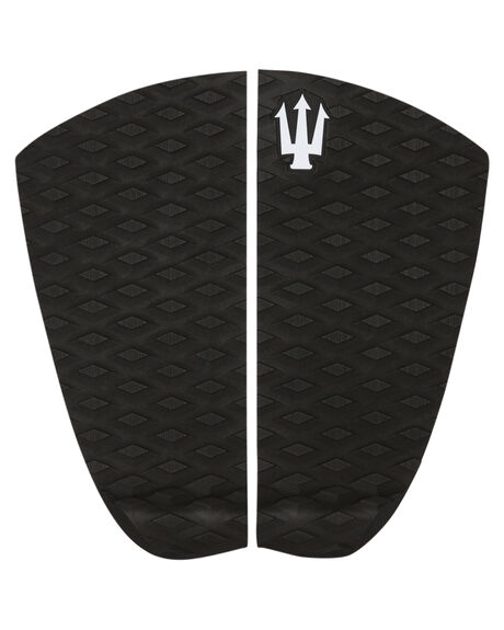 BLACK BOARDSPORTS SURF FAR KING TAILPADS - 1220BLK
