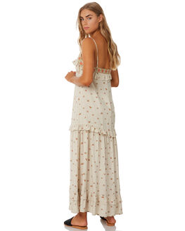 PRAIRIE FLORAL WOMENS CLOTHING THE HIDDEN WAY DRESSES - H8202442PRFLR