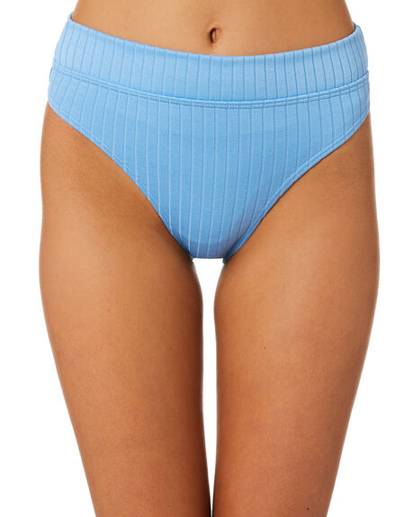 BLUE OUTLET WOMENS SWELL BIKINI BOTTOMS - S8184335BLUE