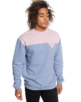 STONE WASH MENS CLOTHING QUIKSILVER JUMPERS - EQYFT03918-BKJ0