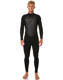 BLACK BLACK SURF WETSUITS O'NEILL STEAMERS - 4211OAA05