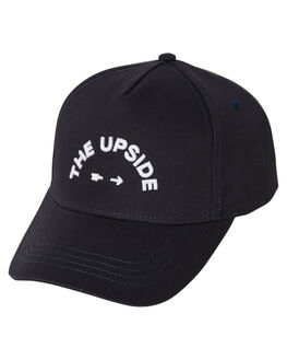 INDI WHT WOMENS ACCESSORIES THE UPSIDE HEADWEAR - USA319001INWHI