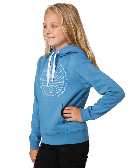 TEAL KIDS GIRLS RIP CURL JUMPERS + JACKETS - JFEBP14821