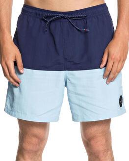MEDIEVAL BLUE MENS CLOTHING QUIKSILVER SHORTS - EQYJV03388BTE0