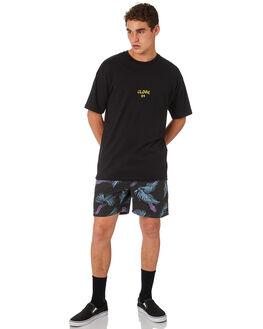 CRUSHED GRAPE MENS CLOTHING GLOBE BOARDSHORTS - GB01818008CRGRP