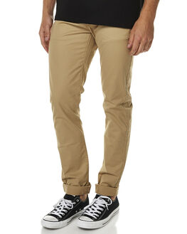 LIGHT CAMEL MENS CLOTHING RIDERS BY LEE PANTS - R-500166-196CAM