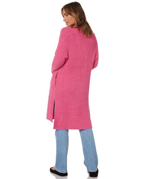 FUCHSIA WOMENS CLOTHING BETTY BASICS KNITS + CARDIGANS - BB447W21FUS