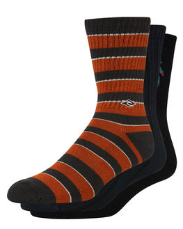 MULTICO MENS CLOTHING RIP CURL SOCKS + UNDERWEAR - CSODQ13282