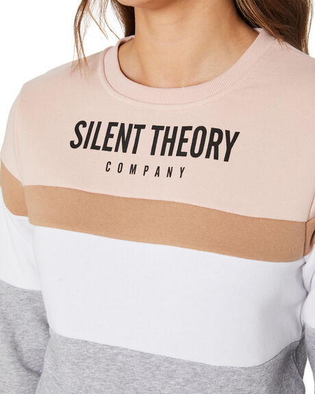 CANDY WOMENS CLOTHING SILENT THEORY HOODIES + SWEATS - 6074021CAND