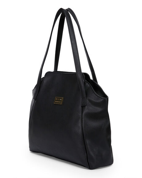 BLACK WOMENS ACCESSORIES BILLABONG BAGS + BACKPACKS - BB-6691116-BLK