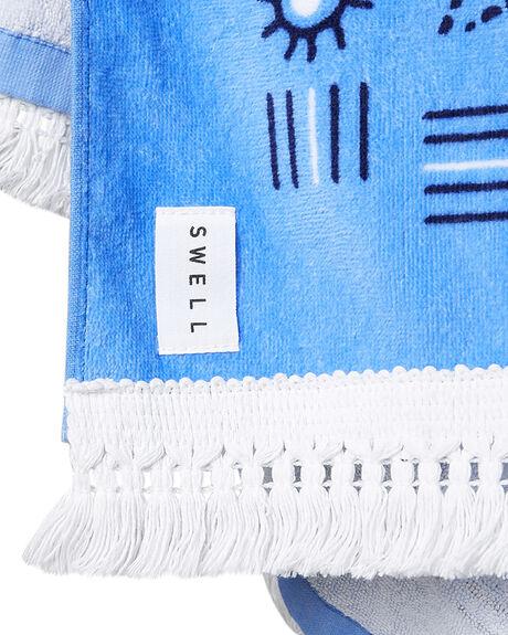 BLUE ACCESSORIES TOWELS SWELL  - S81611802BLU