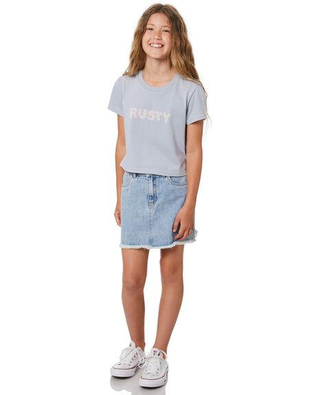 BLUE FOG KIDS GIRLS RUSTY TOPS - TTG0019BFG