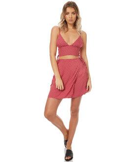 MULTI WOMENS CLOTHING SOMEDAYS LOVIN SKIRTS - SL1703430MUL