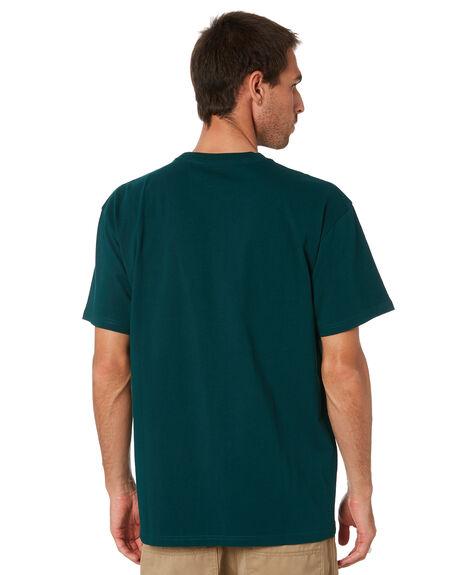 DARK FIR GOLD MENS CLOTHING CARHARTT TEES - I02639105A