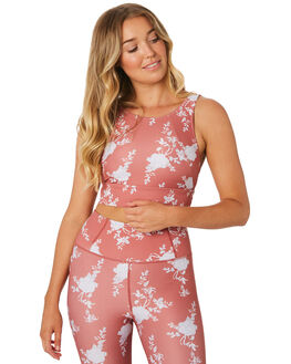 CLAY FLORAL OUTLET WOMENS ARCAA MOVEMENT ACTIVEWEAR - 1A010-3CLYFL