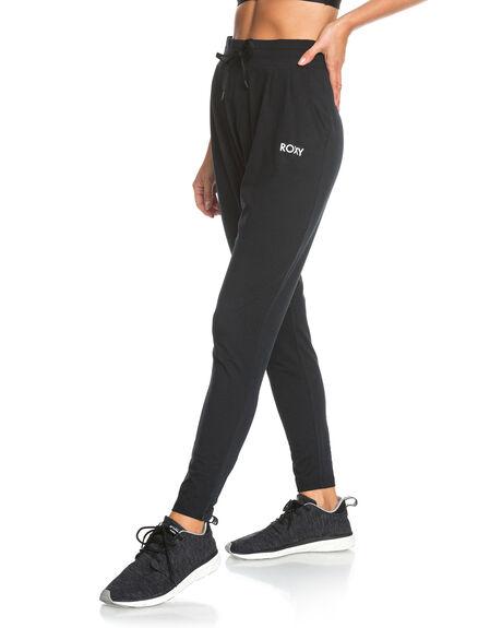 ANTHRACITE WOMENS CLOTHING ROXY ACTIVEWEAR - ERJNP03326-KVJ0