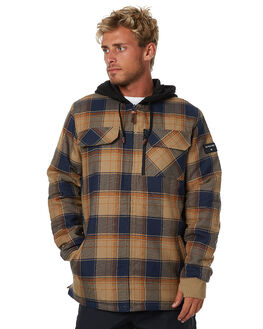 FLANNEL ELMWOOD SNOW OUTERWEAR QUIKSILVER JACKETS - EQYWT03345TMP1