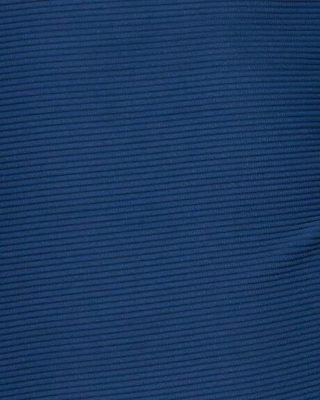 BERMUDA BLUE WOMENS SWIMWEAR BILLABONG BIKINI BOTTOMS - BB-6592567-B73