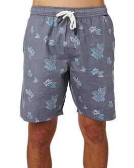 CHARCOAL MENS CLOTHING DEPACTUS BOARDSHORTS - D5202235CHARC