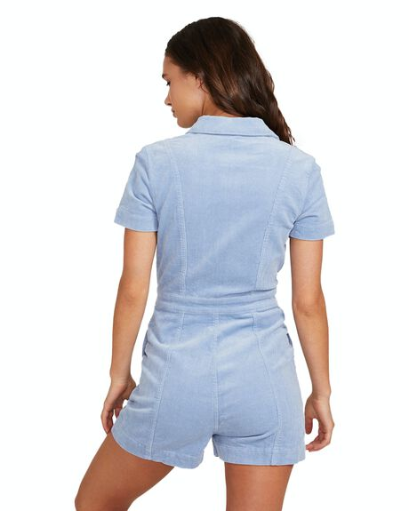 BLUE WOMENS CLOTHING INSIGHT PLAYSUITS + OVERALLS - 35749200022