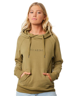 AVOCADO WOMENS CLOTHING BILLABONG JUMPERS - 6595755A48