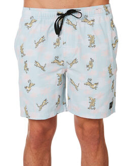 STRATOSPHERE MENS CLOTHING RUSTY BOARDSHORTS - BSM1382STS